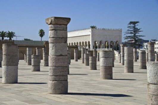 7 Days Tour from Rabat to Imperial cities