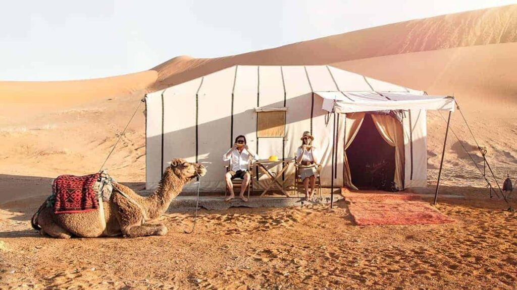 Merzouga Luxury Desert Camp 1 1024x576 - Guide Morocco Tours   Morocco Guided Tour