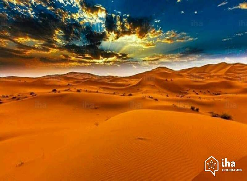 Short term rentals Merzouga Kasbah Sable d Or 12 - Guide Morocco Tours | Morocco Guided Tour