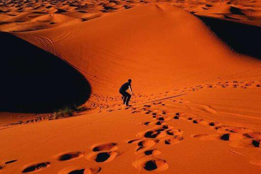 marrakech to fes desert tour luxury