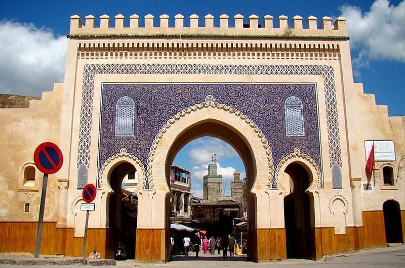fes to chefchaouen to tangier