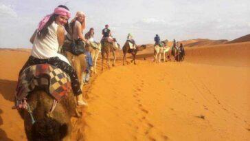 marrakech desert tours 3days