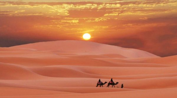 marrakech desert tours 3days