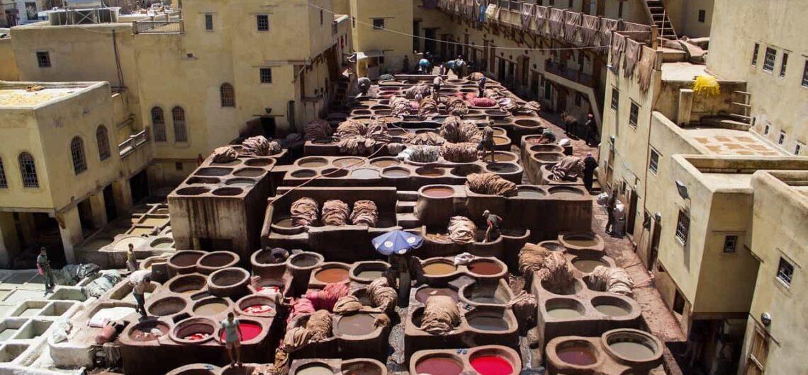 marrakech to sahara desert day trip