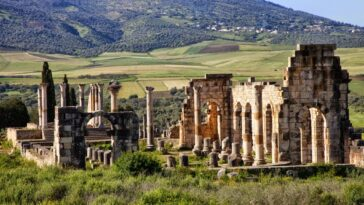 Fes Volubilis Moulay Idriss Meknes Day trip