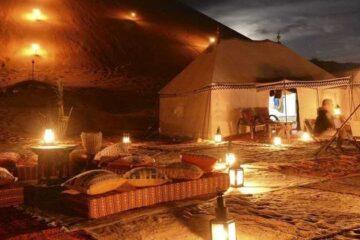 morocco desert campsahara desert at nightmerzouga desertluxury tented camp merzougasunrise time merzougasunrise time merzougamorocco desert merzouga 360x240 - Grid 4 Columns