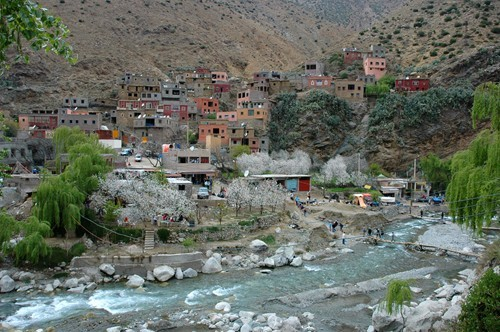 ourika valley