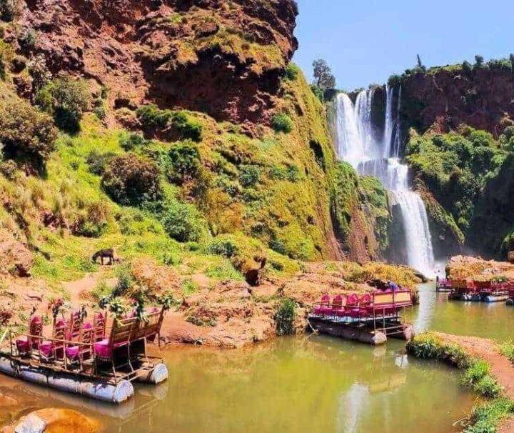ouzoud waterfalls,ouzoud waterfalls tour marrakech,marrakech to cascades d ouzoud,cascades d ouzoud day tour,ouzoud waterfalls excursion,marrakech to ouzoud waterfalls
