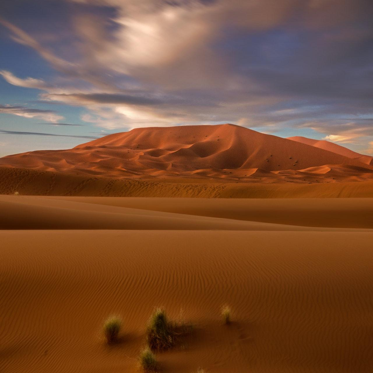 Marrakech Desert tours 4 days To Merzouga