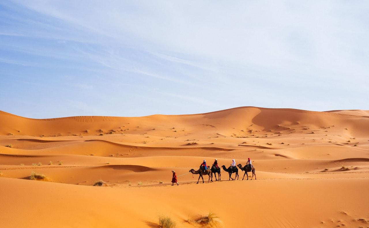 desert tour from fes to Marrakech 3 days