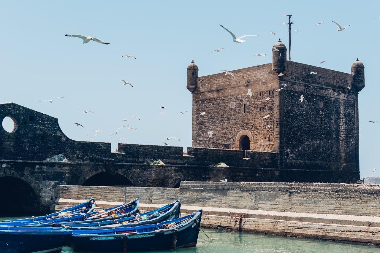 Essaouira To sahara desert tour Via Chefchaouen 6 days