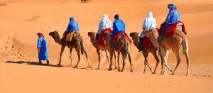 zagora desert trips 300x131 - Morocco Camel Trekking Erg-Chebbi Sahara Camel Tours