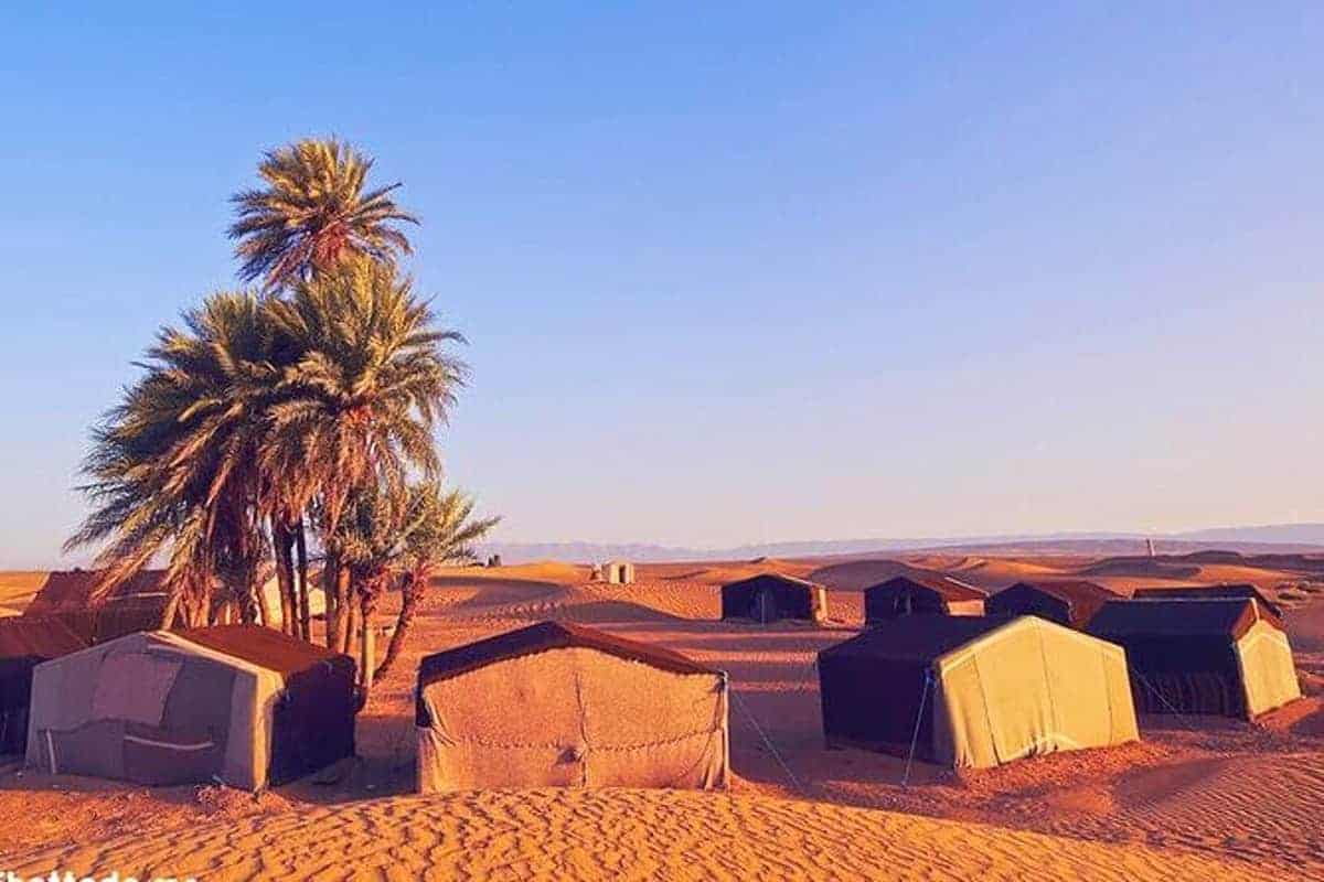 zagora desert trips tent
