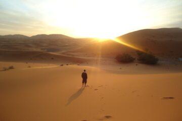 Shared Marrakech To Fes Desert Tour
