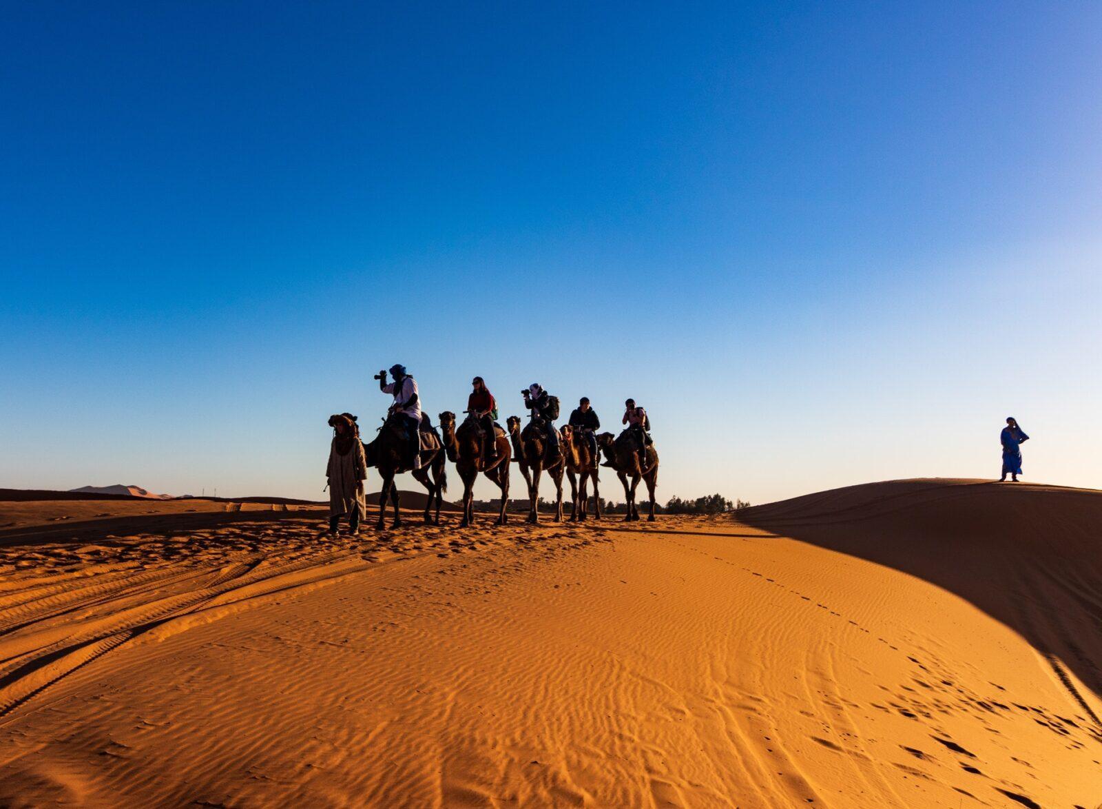 Shared 3 Days Marrakech Desert Tour To Merzouga Desert