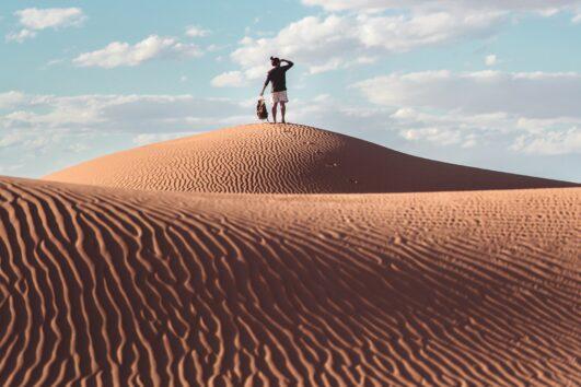 4 days marrakech desert tour from to Fes