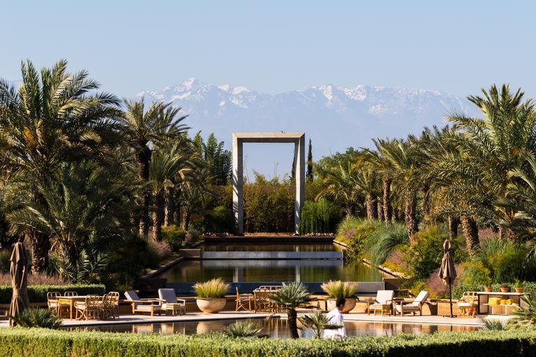 marrakech garden7 - Marrakech Airport Transfers